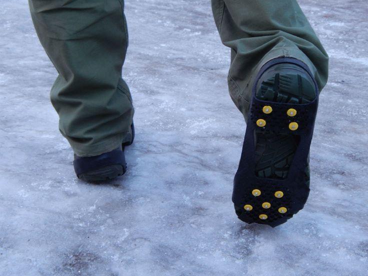 5 советов о том, как сделать обувь менее скользкой — Полезные советы