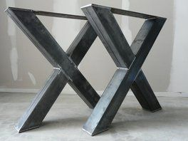 Industriele tafelpoten tafels