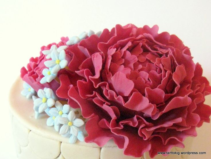 Tutorial - unwired peony