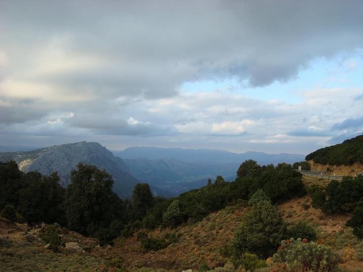 Sardinia's scenic mountains - Why #Sardinia is a Perfect #Walking Destination