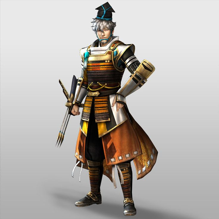 Mori Motonari | Samurai Warriors 4