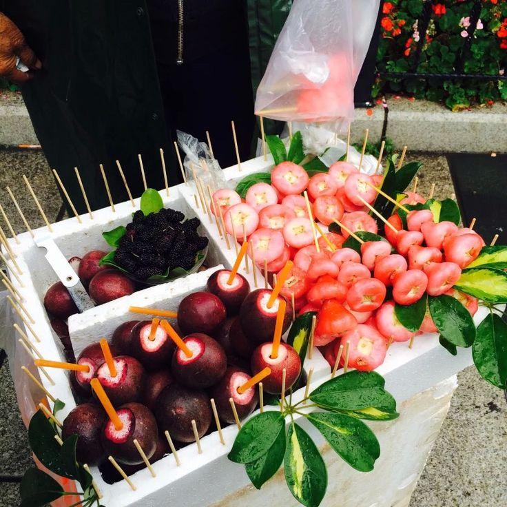 fruits in Xiamen