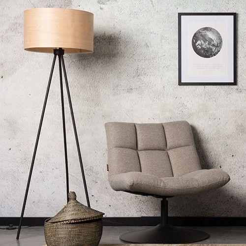 Dutchbone Woodland vloerlamp bij Loods 5 | Jouw stijl in huis meubels & woonaccessoires