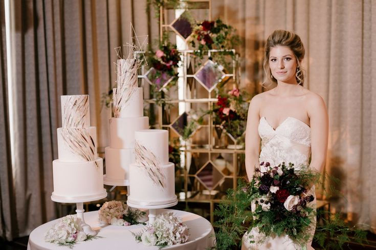 Just like the tables/backdrop from AFR. Ignore the bride & cakes!