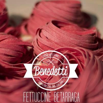 Fettuccine betarraga
