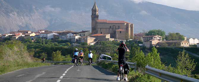 Spain Hike, Bike, Food & Wine Adventure - September 14 -19. 2014