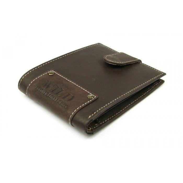Peněženka pánská kožená moderní - peněženky AHAL