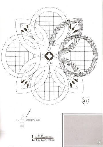 Lace Express 2007-02 - Isabel Delgado - Λευκώματα Iστού Picasa