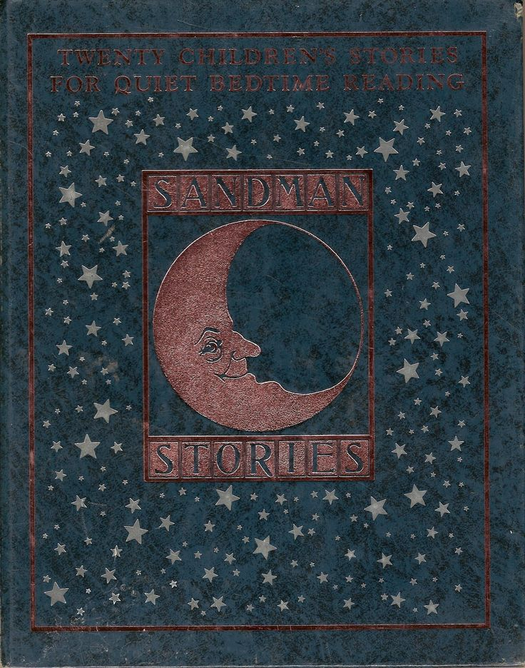 The Wayback Machine: Sandman Stories