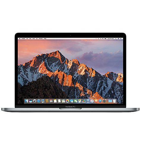 "Buy 2017 Apple MacBook Pro 13"", Intel Core i5, 8GB RAM, 128GB SSD, Intel Iris Plus Graphics 640 Online at johnlewis.com"