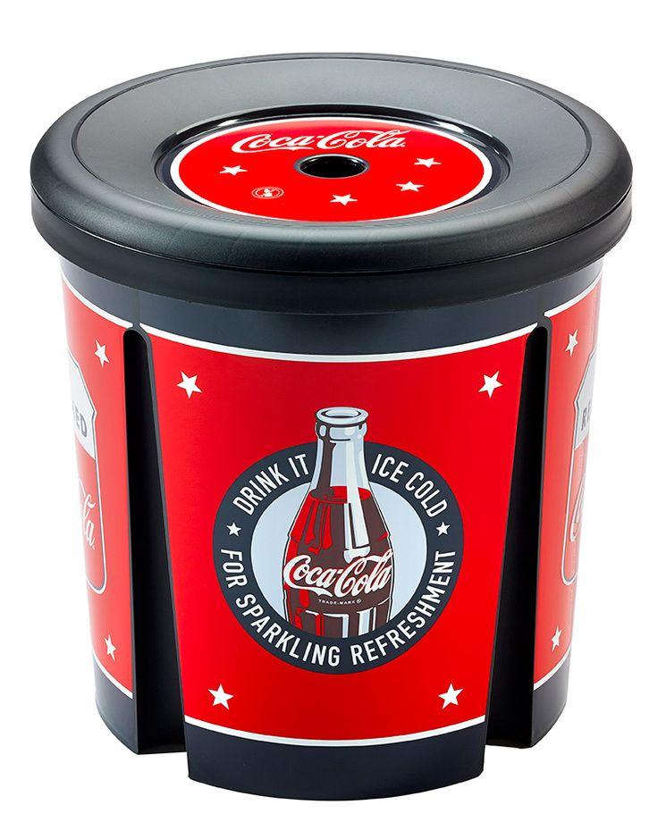 #Curver #CocaCola #RoundBox