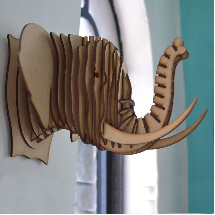 17 mejores ideas sobre cabeza de elefante en pinterest for Muebles elefante
