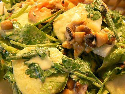 Lao Bumpkin: Yam Salat