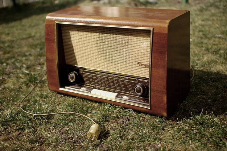 The Radio: An old tube radio, converted with a Raspberry Pi into a wireless Internet radio. The buttons and knobs all work, including fading in and out between stations when 'tuning', plus a button that starts a playlist of children's songs.