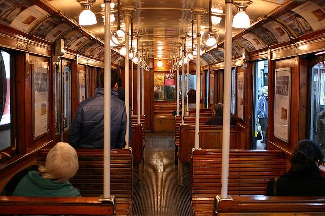Subte Linea A - Buenos Aires by Thomas Locke Hobbs, via Flickr