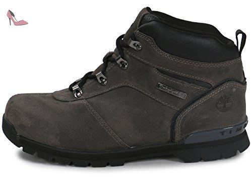 Timberland - Bottes Splitrock - CA12YL - Taille EUR 39 - Couleur Gris foncé - Chaussures timberland (*Partner-Link)