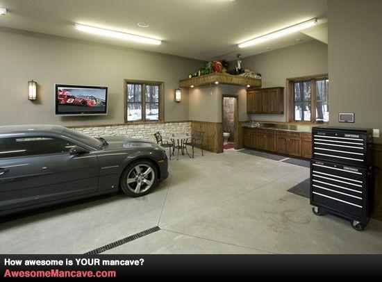 Man Cave Garage Minnesota : Best man caves images on pinterest craft home ideas