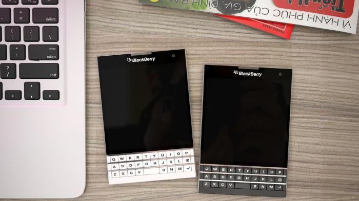 Blacberry Passport Second - Pingin Beli BB Seri Ini? Putih atau Hitam Semua…