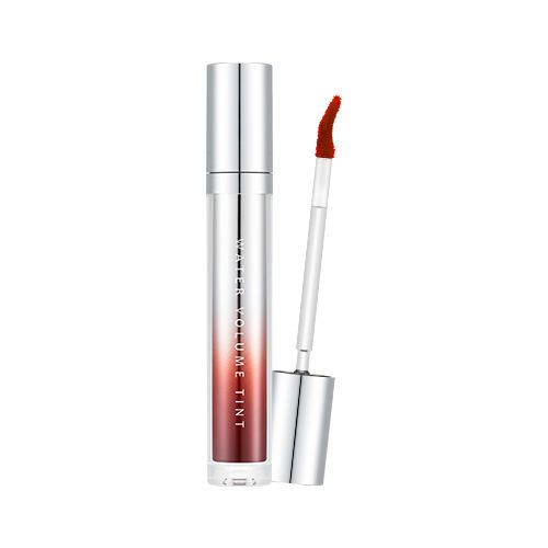 Feature 65% Water base - Moist Touch Oil Volume Film - Lip Coating , Elasticity & Moist Lips Vivid Coloring & Long lasting Applied to the lips with the tip of a spoon shape and get directed to elaborate the lines cut into the edge portion. Color Option #01 Wine Ade     #02 Poison Apple     #03 Cherry Tomato      #04 Dry Carrot     #05 Bunny Coral      #06 Peach Coco      #07 Pink Blossom      #08 Dragon Fruits      #09 Vanilla Rose      #10 Wild Berry