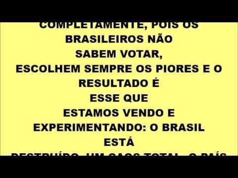O PRESIDENTE JOÃO FIGUEIREDO (GENERAL) AVISOU  ASSISTA..