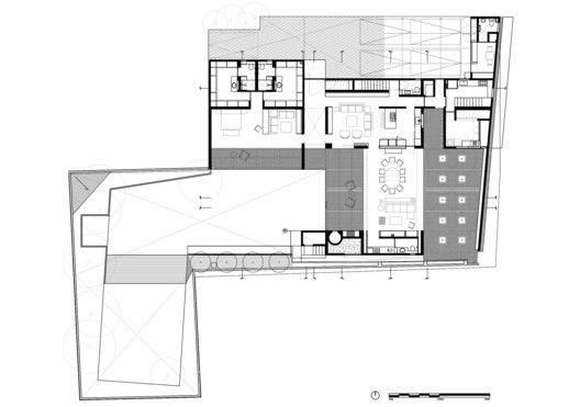 Garden House,Ground Floor Plan