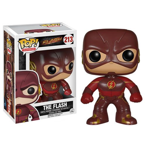 Flash TV Series Pop Vinyl Figure