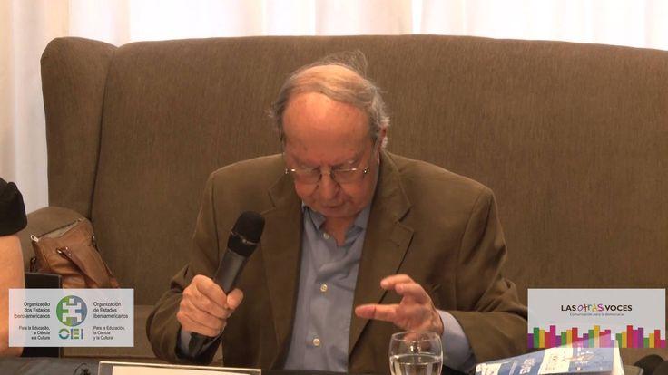 Conferencia Jesús Martín Barbero Nuevos modos de construir conocimiento ...