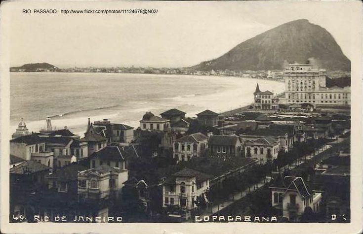 Rio de Janeiro Antigo / Séculos XIX e XX. (42 Fotos) - Página 6 - SkyscraperCity