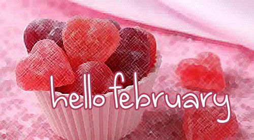 Goodbye January Hello February Signs   Hello February and Welcome February Images
