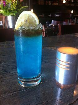Recipe Sleuth: A (Blue!) Long Island Iced Tea That Actually Tastes Good From Jack Rose's Rachel Sergi