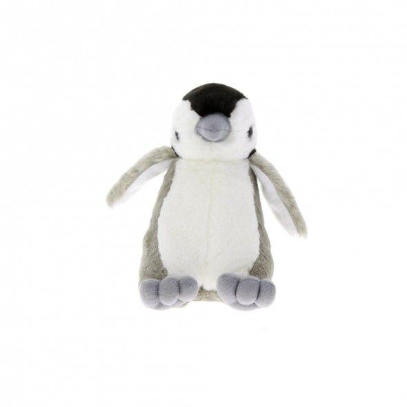 Emperor penguin chick soft toy | Natural History Museum Online Shop £ 5 = 6.50 €