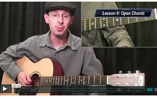 #beginner #lessons 4Chords You Need To Know   www.elmore-music.com  