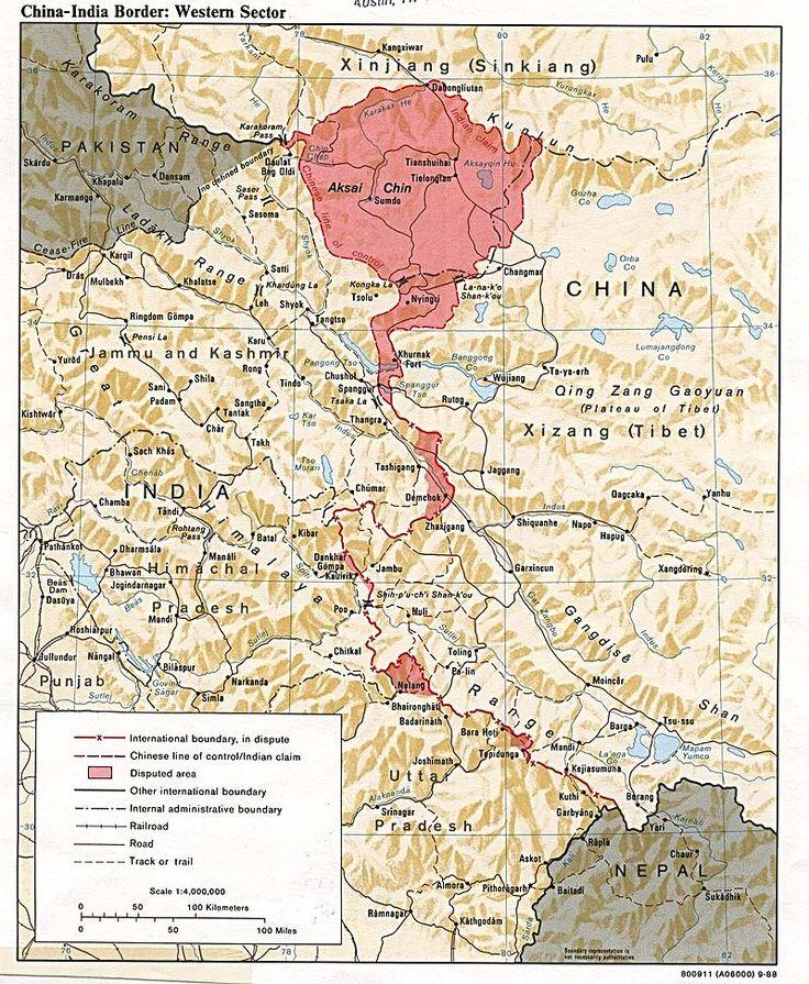 Aksai Chin - Wikipedia