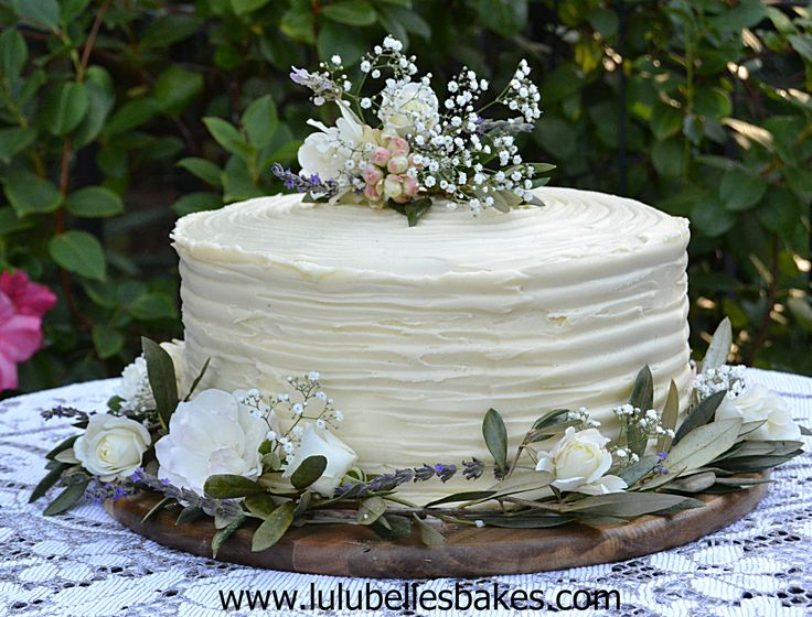 wedding cake ideas one layer best 20 single layer cakes ideas on floral 22928