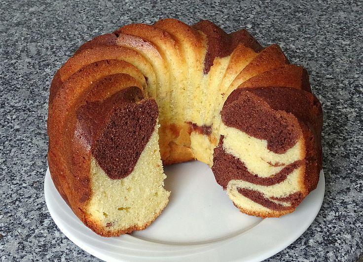 Kuchen mit 6 eigelb