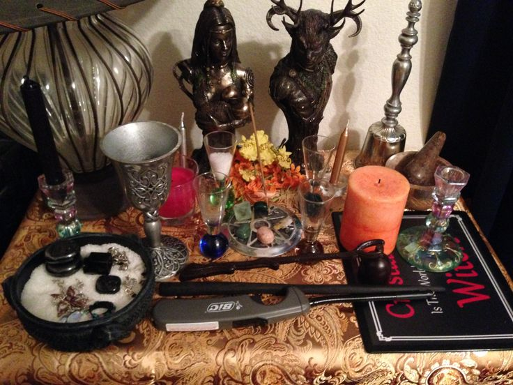 Mabon 2015 Pretty but not practical for use