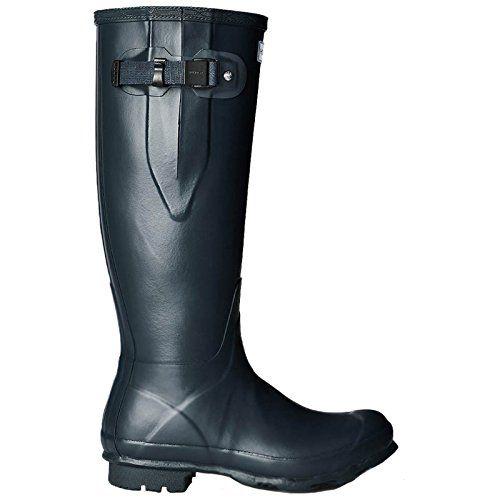 Hunter Norris Field Side Adjustable Wellington Boots 3 Uk