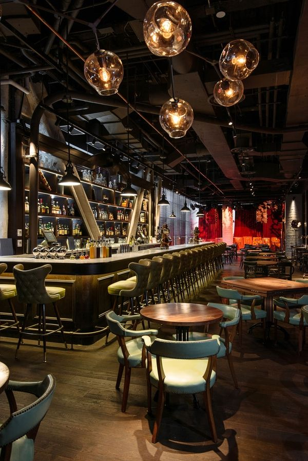 Appetizing Design: 10 Noteworthy NYC Restaurants