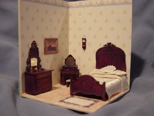 de Muñecas Recortables Muebles Gratis Casa en Miniatura   Muebles