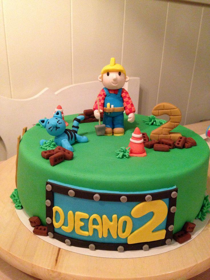 Bob de bouwer cake