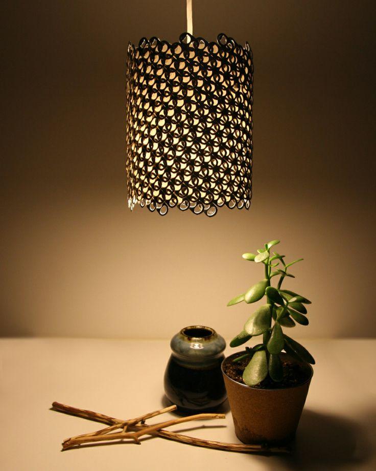 the3Rsblog Soda Tab lampshade
