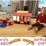 Nora's+$40+Daniel+Tiger+Birthday+Party