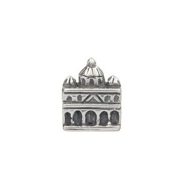 TEDORA CHARMS BEADS BASILICA OF SAINT PETER ROME 925 STERLING SILVER