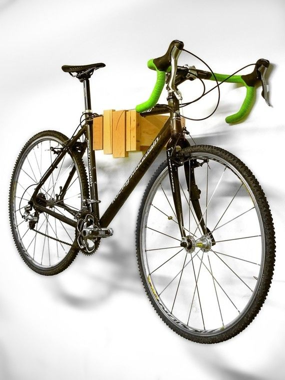 81 Best Images About Bike Wall Rack On Pinterest Bike