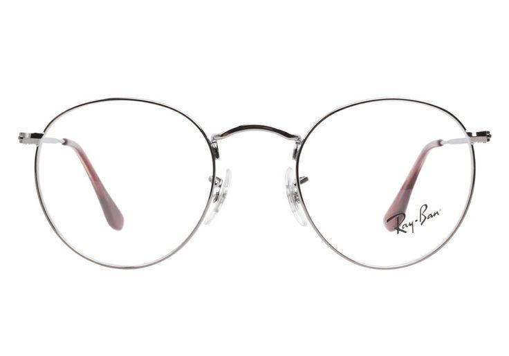 ray ban eyeglasses round frame