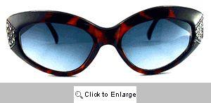 Raven Starlet Sunglasses - 221 Tortoise