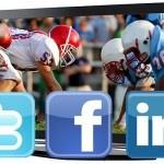 Onderzoek: social media-iconen doen het goed op tv