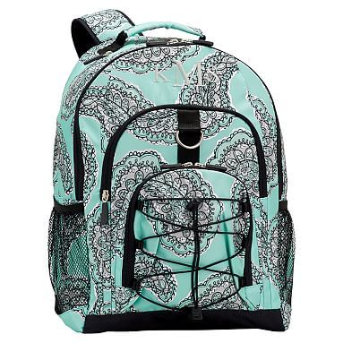 Gear-Up Pretty Paisley Backpack #pbteen