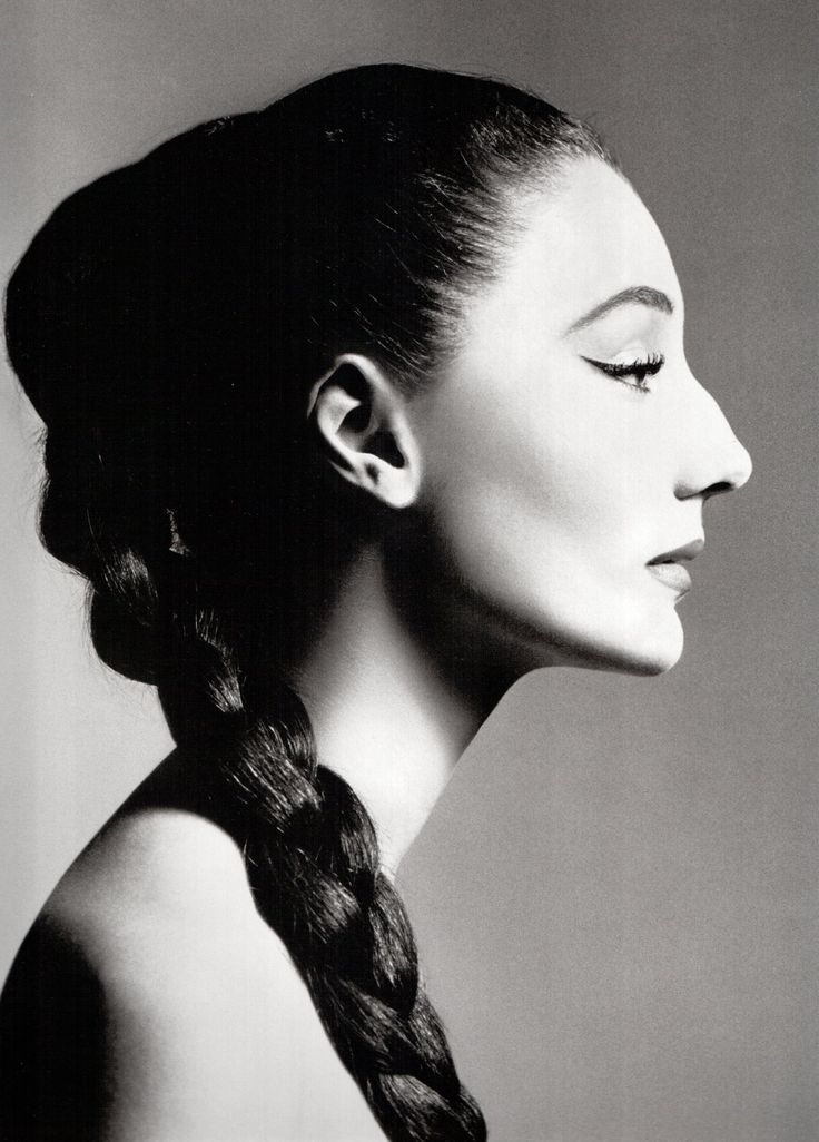 Jacqueline de Ribes by Richard Avedon, 1955