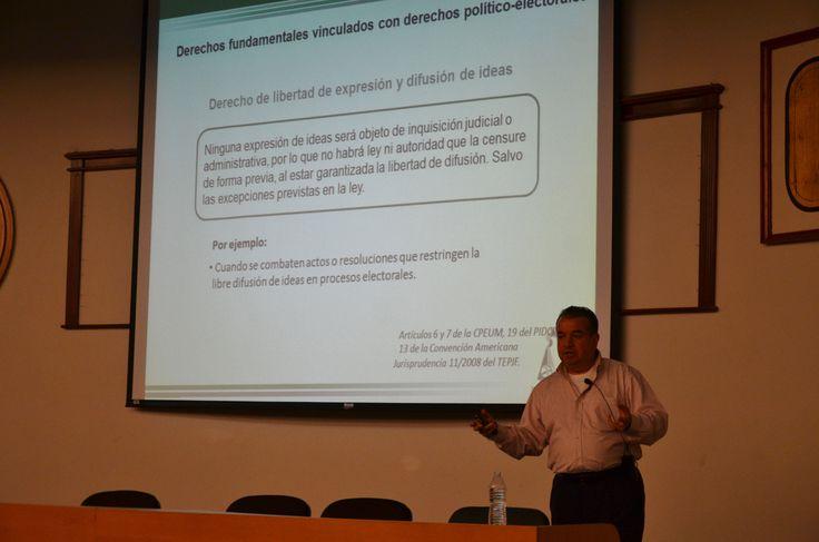 Lic. Dario Alberto Mora Jurado